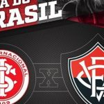 Vitória encara Internacional na próxima fase da Copa do Brasil e decide vaga em casa