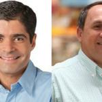 Neto anuncia que será candidato a governador e Gualberto vice