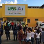 Menina é levada pra UPA de Itinga após levar tiro na boca no Jardim das Margaridas