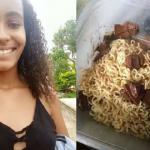 Menina morre após comer miojo com chocolate