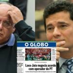 BOMBA: Rede Globo e Moro tentam nova cartada contra o PT