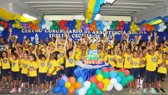LBV comemora 2 anos de atuação em Lauro de Freitas