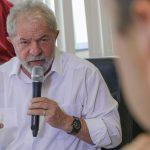 Lula diz que prisão dele é sonho de consumo de Moro