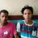 Dois homens são presos com armas e drogas em Lauro de Freitas