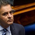 Senador Aécio Neves é levado para fazer exames em hospital do DF