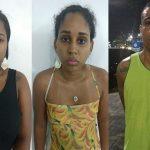 Três são presos tentando subornar a Rondesp na Boca do Rio