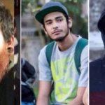 Veja quem eram os 3 amigos assassinados com ácido por Rapper