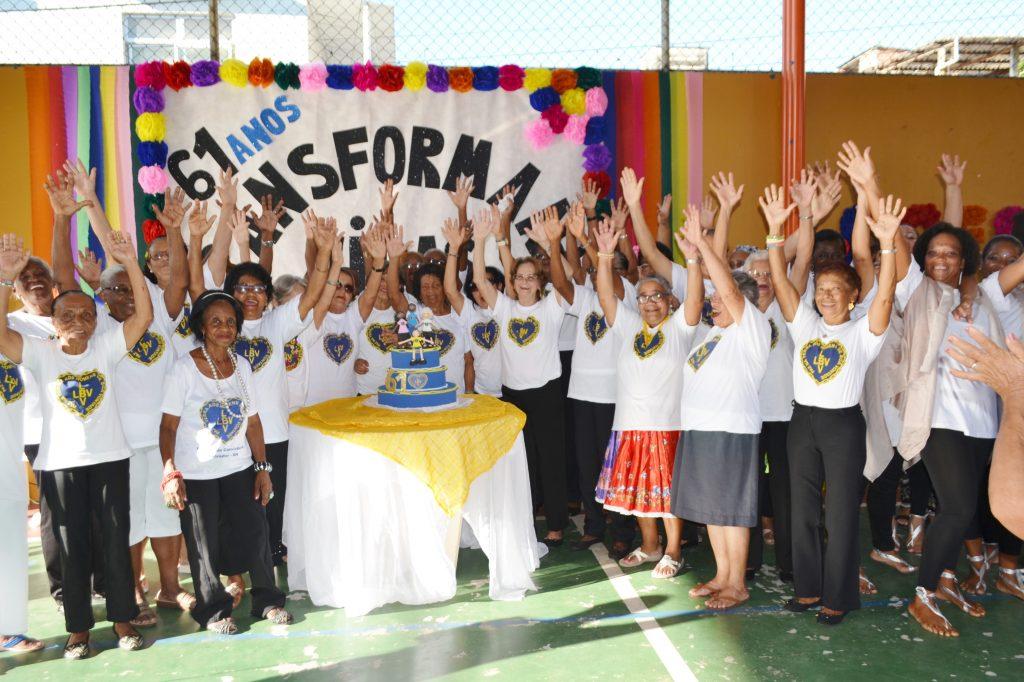 LBV celebra 62 anos de atuação em Salvador