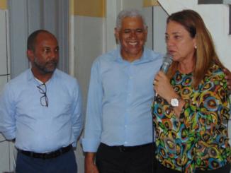 Carlucho apresenta Bebeto e Fabiola Mansur