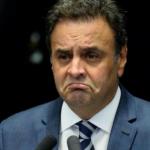 Alexandre de Moraes manda inquérito contra Aécio para 1ª instância