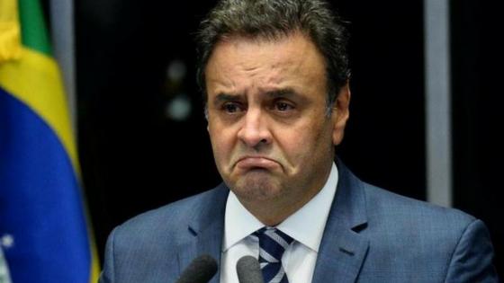 Alexandre de Moraes manda inquérito contra Aécio