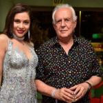 Ex-BBB curte dias românticos com deputado de 75 anos na Turquia