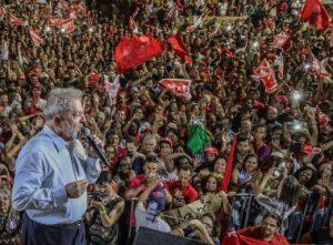 Pré-candidatura de Lula