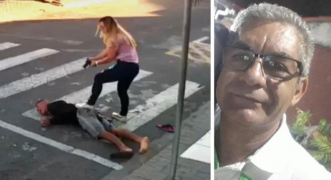 Assaltante morto por mãe-heroína