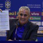 Veja a lista dos 23 convocados para a Copa do mundo 2018