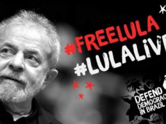 campanha Lula Livre