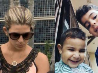 Polícia prende mãe de meninos assassinados em incêndio