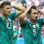 Por que a Alemanha jogou tão mal na Rússia? Todas as pessoas após assistirem aos jogos se perguntaram