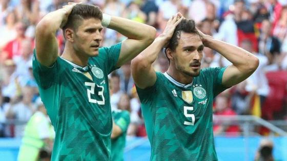 Por que a Alemanha jogou tão mal na Rússia