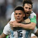 Argentina e Nigéria, um jogo pra ficar na história do futebol mundial