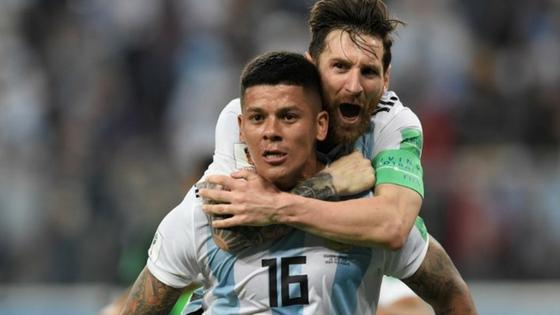 Argentina e Nigéria