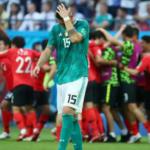 Alemanha 0 x 2 Coréia do Sul! De forma melancólica, os atuais campeões foram eliminados na primeira fase da Copa do Mundo
