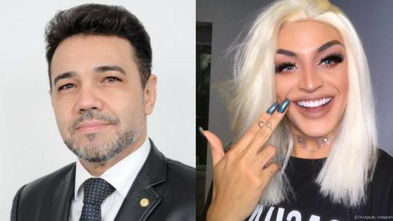 Marco Feliciano diz que Pabllo Vittar é um perigo