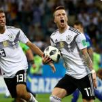 Alemanha balança mas não cai, e vai eliminar o Brasil!