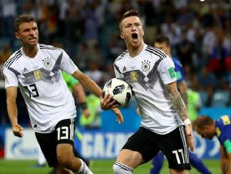 Alemanha balança mas não cai, e vai eliminar o Brasil