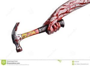 Menina de 12 anos mata a mãe com um martelo