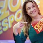 "Fotos de Fernanda Gentil sem a farda da Globo: ""de babar"""