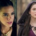 Catarina é filha de Brice e ameaça mata-la na fogueira! Deus salve o Rei