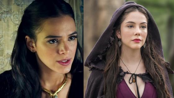 Catarina é filha de Brice