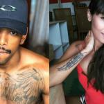 """Ex-namorada acusa Nego do Borel de se aproveitar """"da luta dos outros"""""""