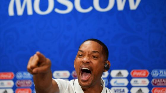 Will Smith analisa performance de Neymar
