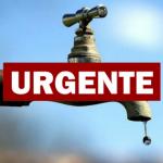 Atenção: Suspensão do fornecimento de água em Lauro de Freitas (30).