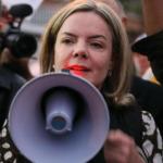 Globo e Ibope dão golpe em Lula, denuncia Gleisi Hoffmann