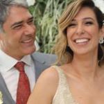 Bonner proíbe divulgação de imagens do casamento com Natasha Dantas