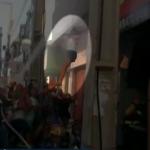 Mulher se joga de prédio para fugir de incêndio na Bahia