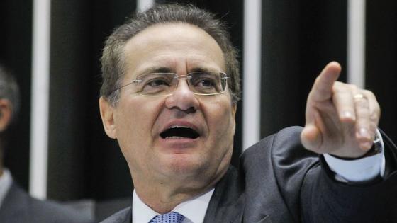 Senadores investigados pela Lava-Jato são favoritos à reeleição