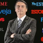 Ataque em massa contra Bolsonaro revela falência do jornalismo no país