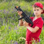 Empresa cria desenho animado que ensina crianças a se matarem?