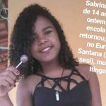 DESAPARECIDA: Menina de 14 anos moradora da Itinga Lauro de Freitas.