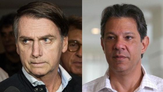 Bolsonaro aumenta vantagem