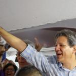 Haddad tem 99,4% de chances de ser o novo presidente, diz matemático