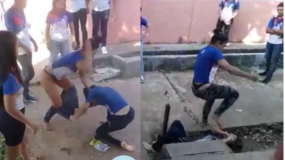 Briga entre alunas termina em morte