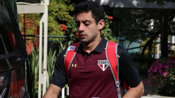 Vaza suposto vídeo do jogador do São Paulo assassinado
