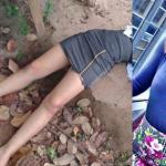 Jovem é assassinada em Simões Filho grávida de 2 meses