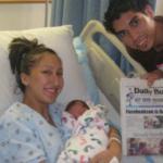 Casal se conhece pelo Facebook e batiza o filho de Facebookson