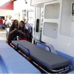 Prefeitura entrega ambulância semi UTI para atender moradores de Vida Nova